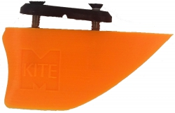KMB Plastic Fins 50mm Orange 2020