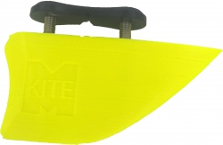 KMB Plastic Fins 50mm Fluo Yellow 2020